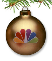Company logo Christmas Ornament