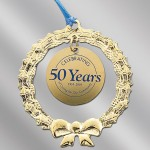 50year-anniversary-brass-ornaments
