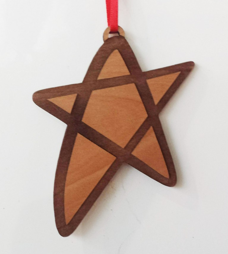 custom-wood-christmas-shape-logo-ornament